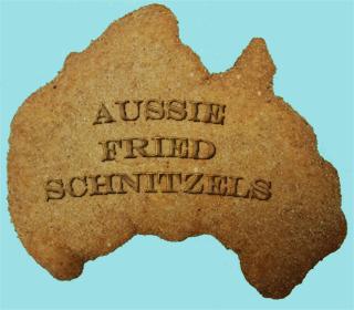 Uncle Franks Aussie-Schnitzel