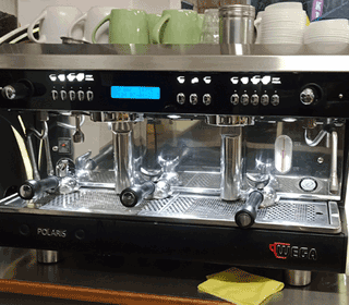 Uncle Franks Cafe Espresso-Machine