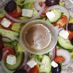 Uncle Franks Greek Salad