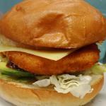 UFC Hawaiian Burger