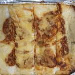 UFC Homemade Lasagna