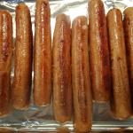 UFC Sausages